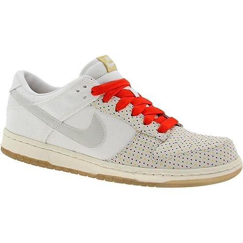 nike  318639 111] micidiale basso premio donne scarpe bianco  rosso / bianco