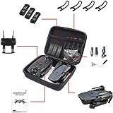 Zantec accessori drone,E58 / JY018 / JY019 / GW58 / X6 / E010 / E010S / E013 / E50 Pieghevole Braccio RC FPV Drone Borsa per il trasporto Borsa