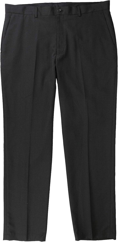 Alfani Mens Pinstripe Casual Trousers