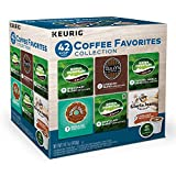 #5: KEURIG Variety Pack Collection Coffee Favorites K Cups 42 Count
