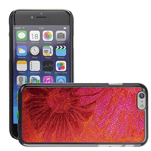 "Premio Sottile Slim Cassa Custodia Case Cover Shell // M00155130 Tissue Jacquardmusterung // Apple iPhone 6 6S 6G 4.7"""