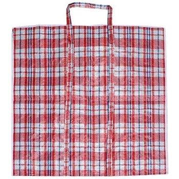 Amazon Com Set Of 4 Large Jumbo Wide Plastic Checkered