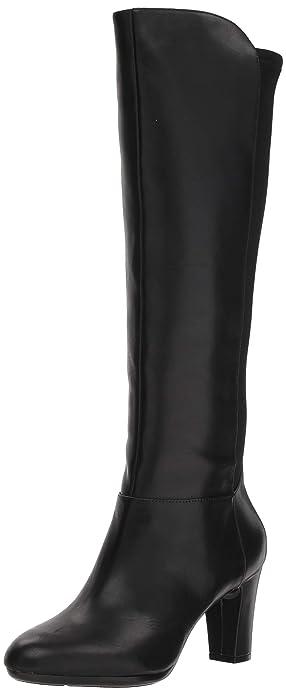 8a0aa7a5f15 Anne Klein Women s Sylvie Heeled Boot Knee High
