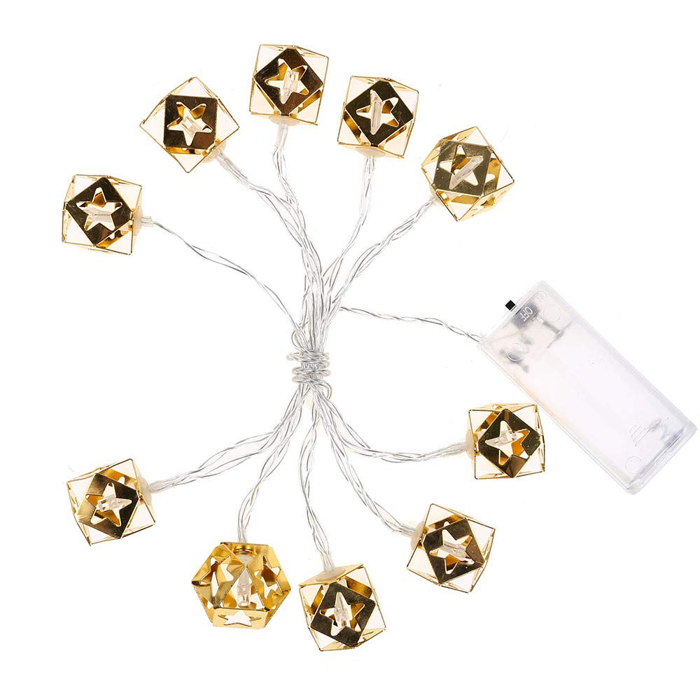 Christmas String Lights, HighlifeS Christmas String Lights Wedding Xmas Party Decor Outdoor Indoor Lamp 1.5m/10 LED
