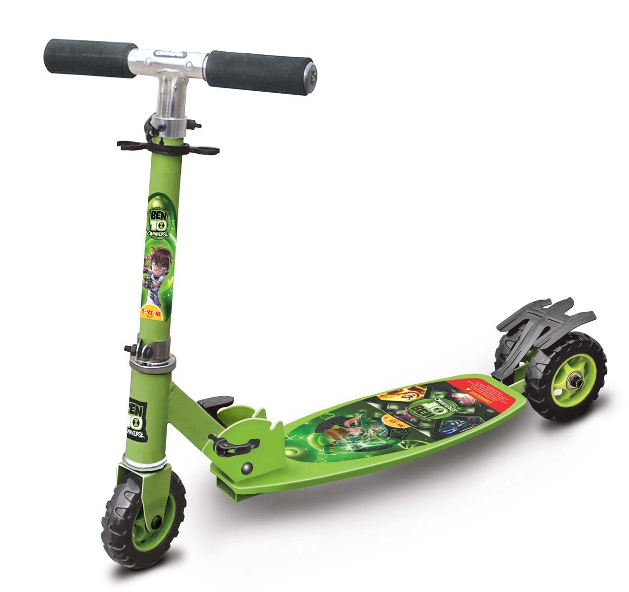 Funsport Ben 10 Scooter Street Roller
