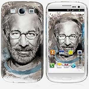 Galaxy S3 case - Skinkin - Original Design : Steven spielberg by Denise Esposito