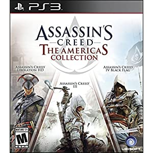 Assassin's Creed: The Americas Collection – PlayStation 3 Standard Edition