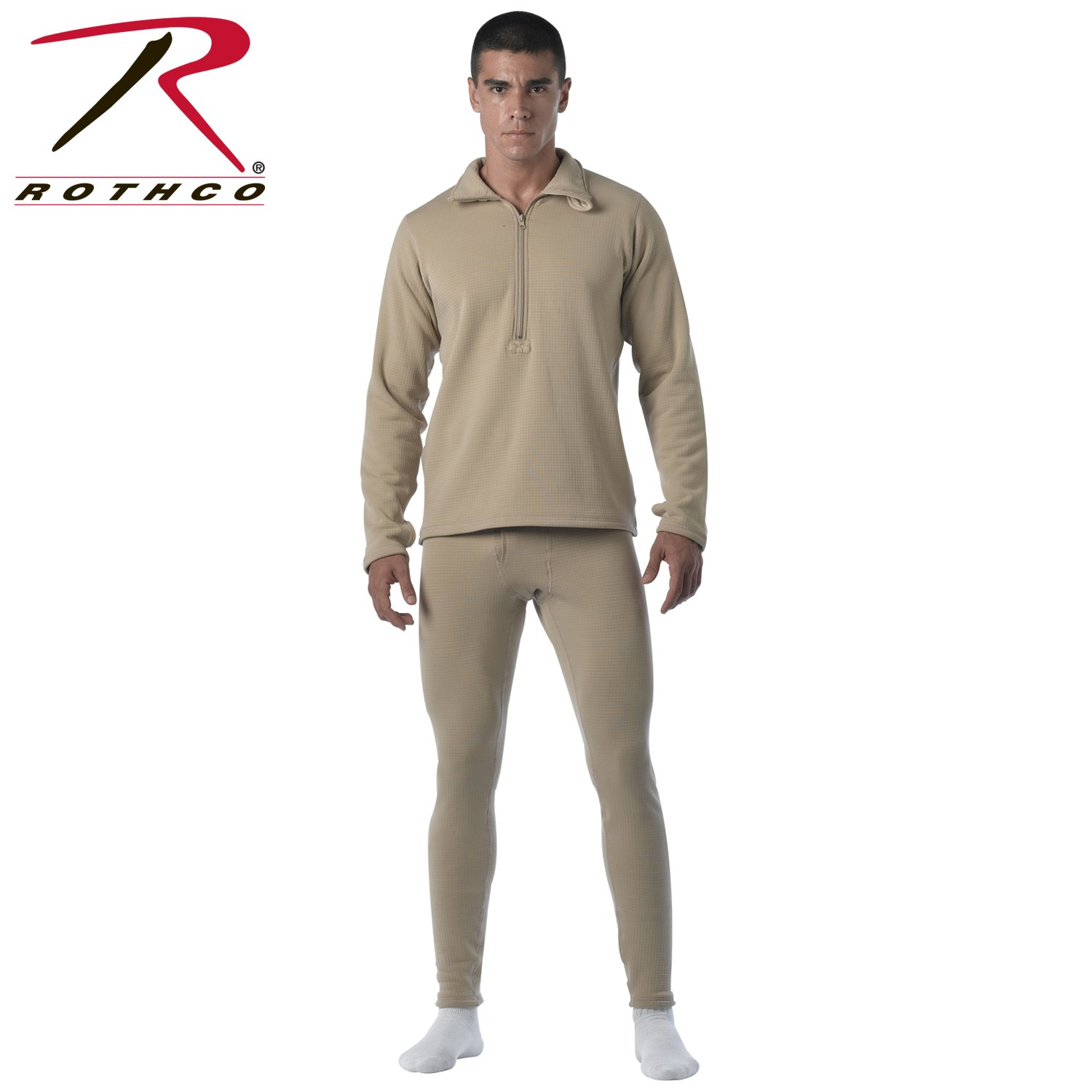 Amazon.com: Rothco Gen III Level II Underwear Top: Sports & Outdoors : quilted long johns - Adamdwight.com