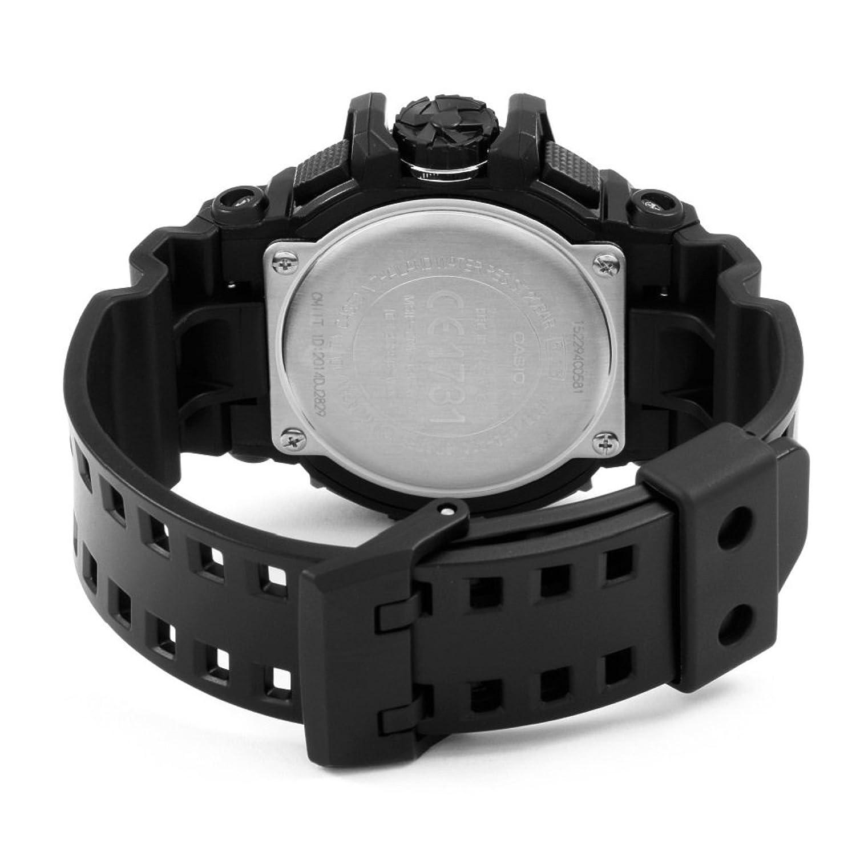 Casio Gba 400 1aer Mens G Shock Black Bluetooth Combi Gst 200cp 2a Watch Watches