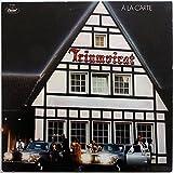 Triumvirat - À La Carte - Capitol Records - ST-11862