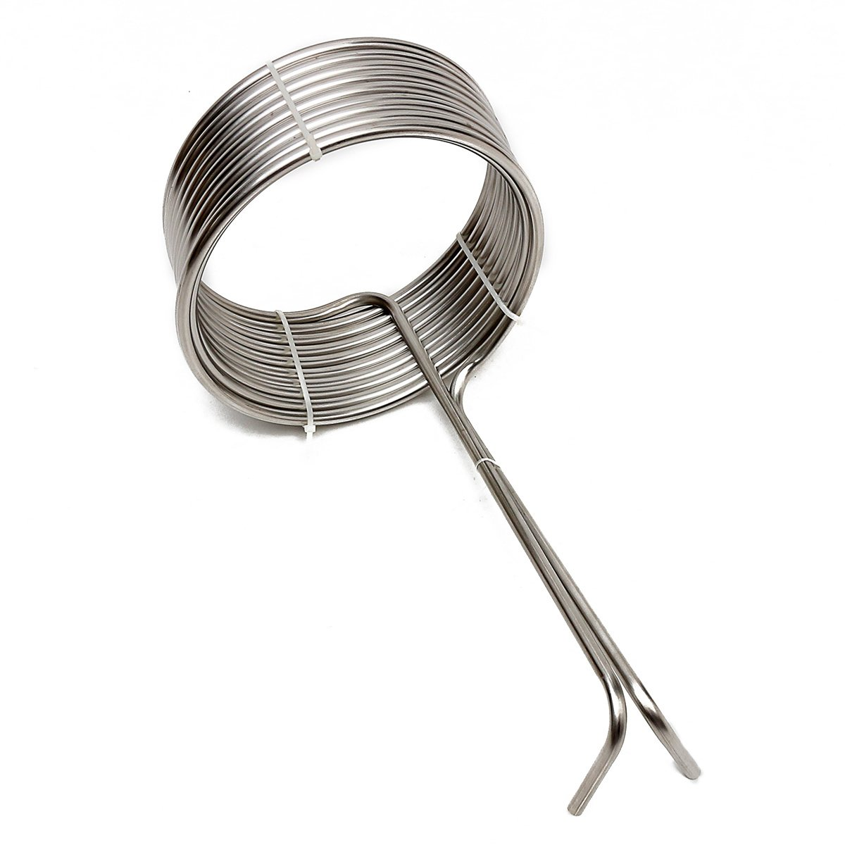 Cooling Coil Pipe, SENREAL Super Efficient Stainless Steel Cooling Coil Home Brewing Wort Chiller Pipe-#1 by SENREAL (Image #4)
