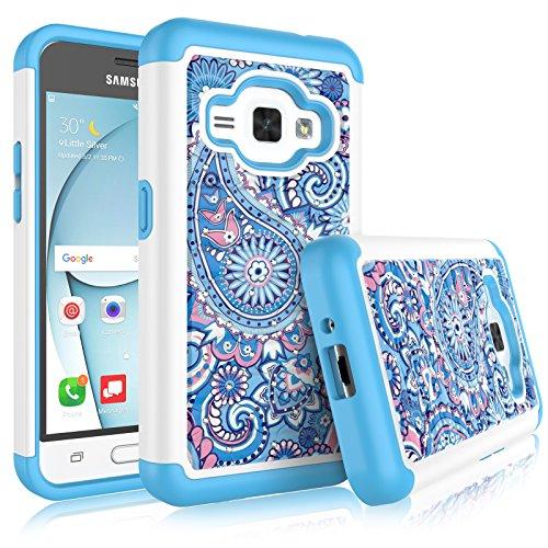 samsung galaxy 3 case blue - 9
