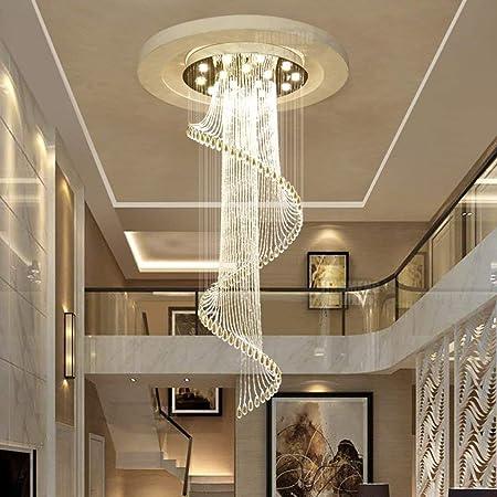 Amazon.com: CTO The Modern Crystal Chandeliers Lighting ...