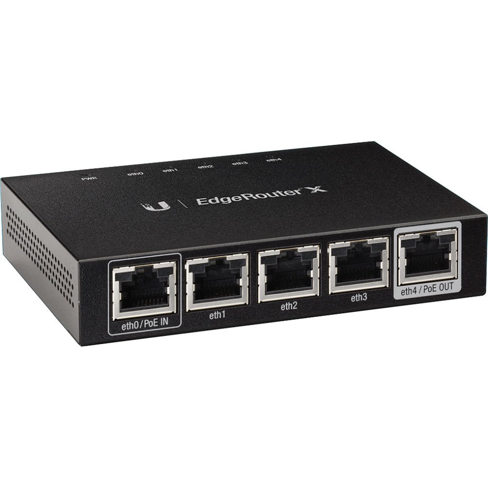 Ubiquiti Networks Router (ER-X) by Ubiquiti Networks