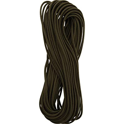RT 100 feet of Olive Drab Mountain Paracord Rope: Garden & Outdoor