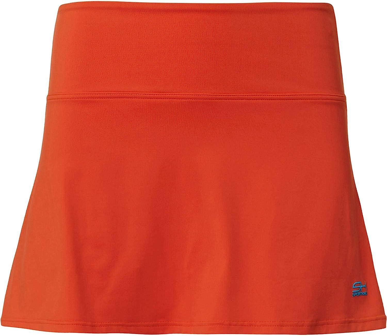 Running UPF 50+ Sun Protection Field-Hockey SPORTKIND Girls /& Ladies Basic Tennis Active Workout Skort Lightweight Breathable