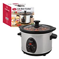 Quest Stainless Steel Slow Cooker