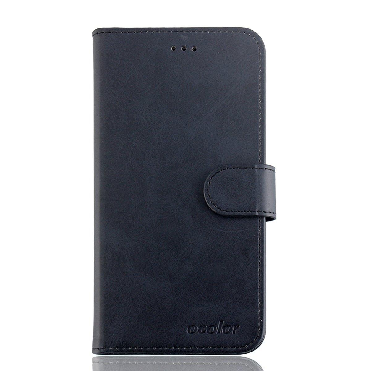 Funda para UMIDIGI A3/A3 Pro de PU Cuero Leather con Ranuras para ...