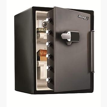 Master Lock Caja Fuerte de Seguridad [Ignifuga y Resistente al Agua] [Combinación Digital] [Sistema de Alarma] [XX large] -LFW205TWC: Amazon.es: Bricolaje y herramientas