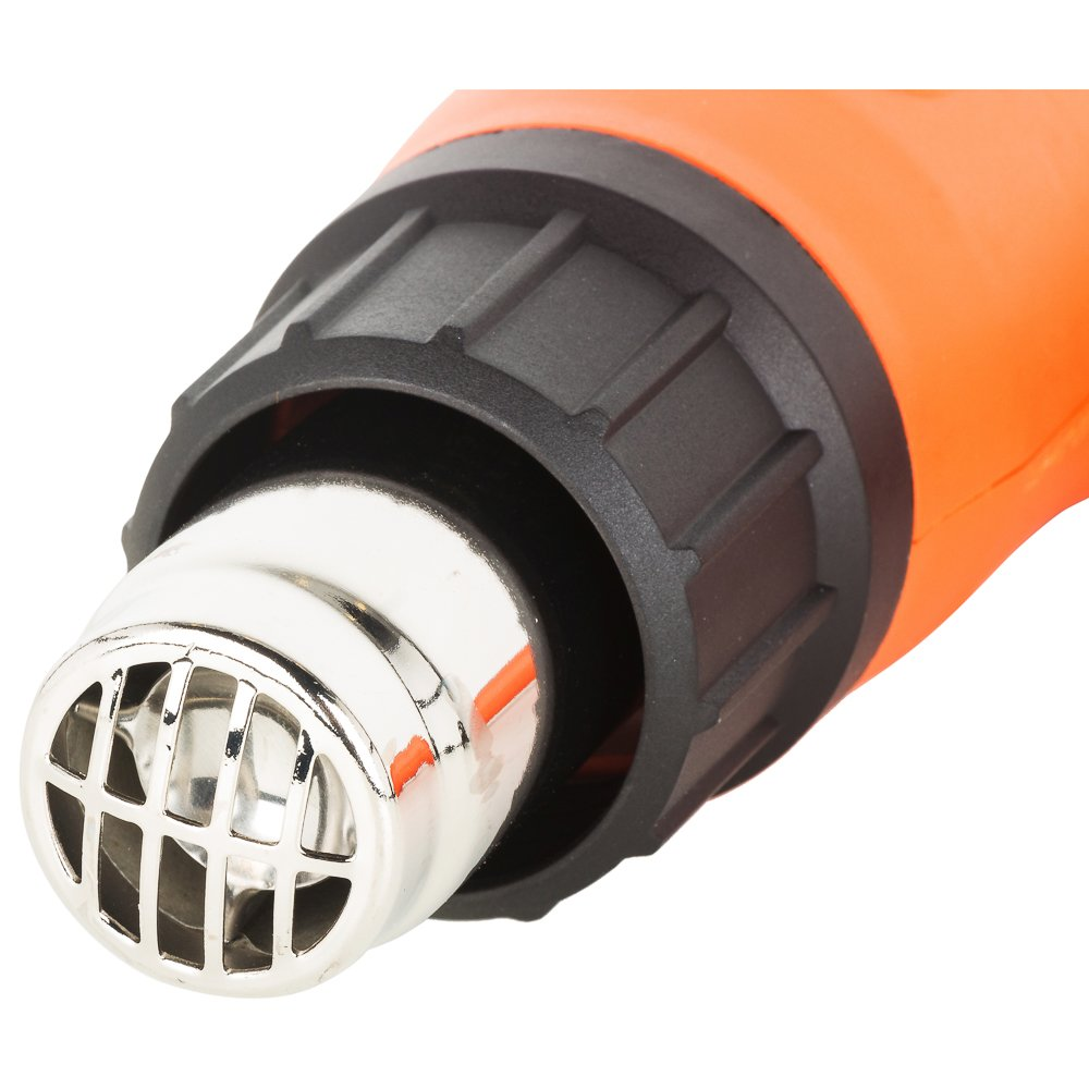 Black Decker Kx1800 1800 Watt Dual Temperature Heat Gun Orange And 1970 Nova Rear Lights Wiring Harness Home Improvement
