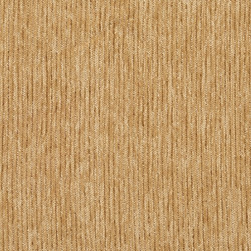 Gold Chenille Upholstery Fabric - 6