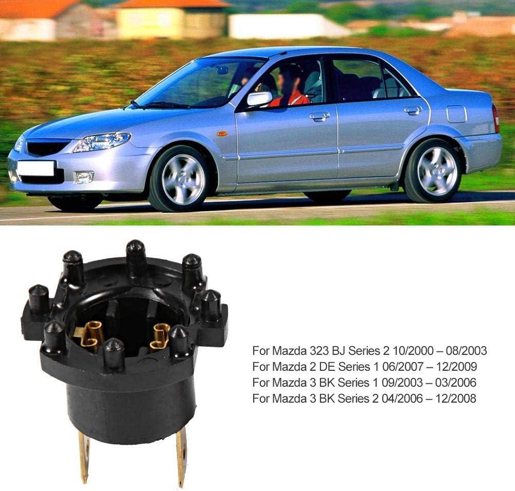 support de rechange pour adaptateur de douille de phare de rechange pour 1 paire pour 3 5 323 Nombre OE B28V510A3 Yctze Support de douille de phare de voiture