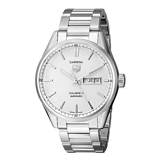 b281da441ce Tag Heuer TAG-WAR201B.BA0723 mens mechanical watch: Amazon.co.uk: Watches