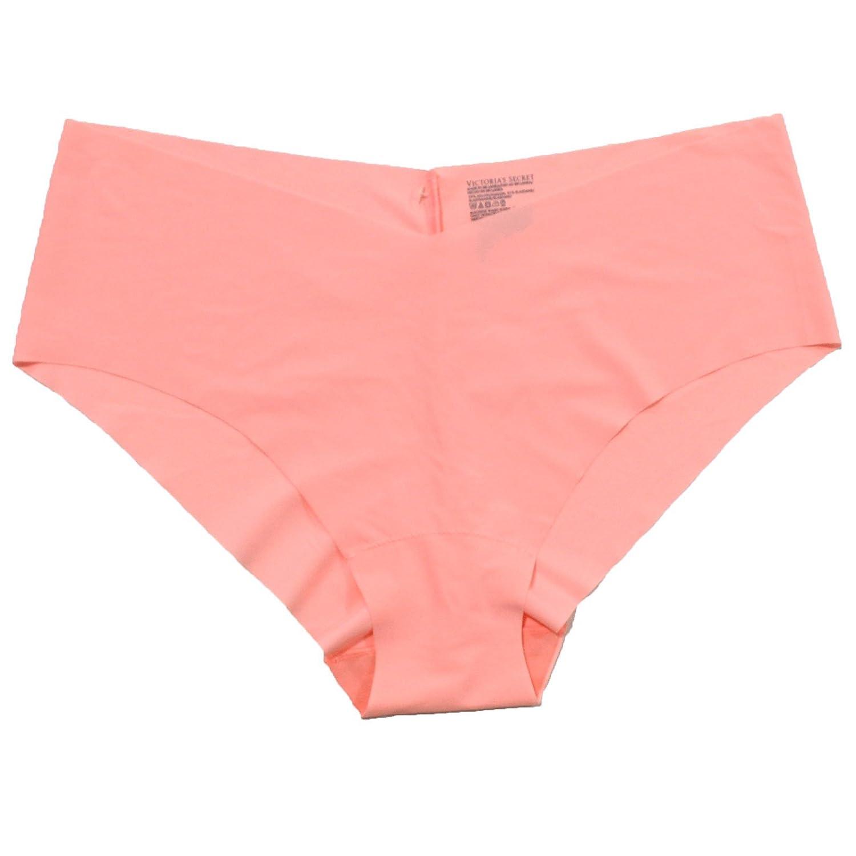 c9315d55db55 Amazon.com: Victoria's Secret Panty No Show Underwear (Large, Light  Orange): Clothing