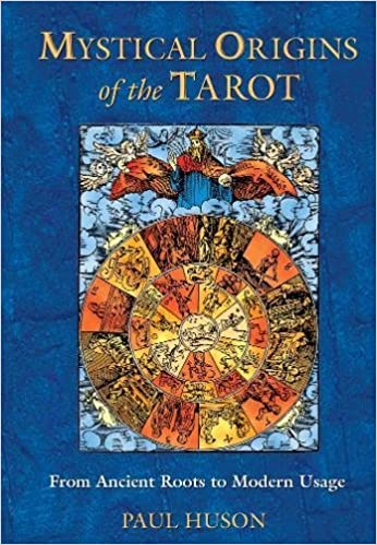 Book Cover Returns To Its Origins In >> Mystical Origins Of The Tarot From Ancient Roots To Modern Usage