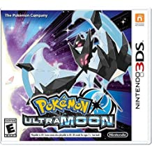 Pokémon - Ultra Moon - Nintendo 3Ds