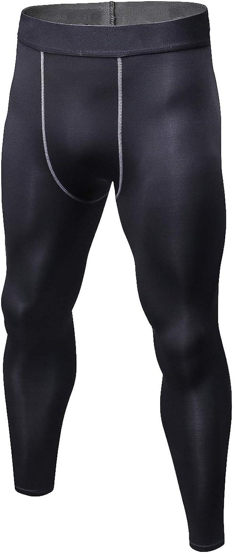 SPVISE Compression Pants Men Leggings, Sport Tights Yoga Running Workout Gym Leggings