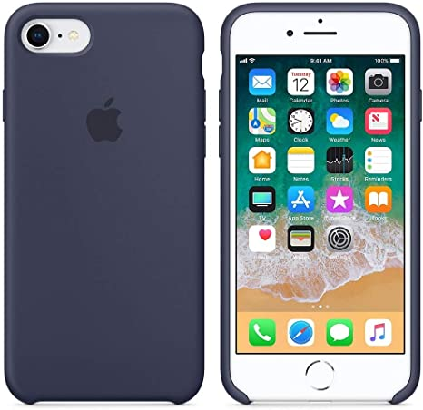 apple custodia silicone iphone 7