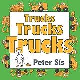 Trucks Trucks Trucks Board Book