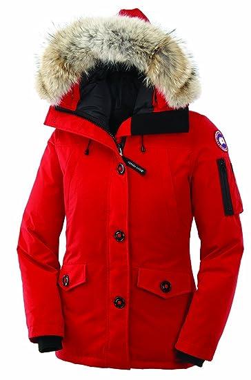 Amazon.com : Canada Goose Ladies Montebello Parka Coat : Athletic