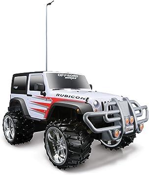 Maisto 81098 R C Off Road Jeep Wrangler 1 16 Farblich Sortiert Spielzeug