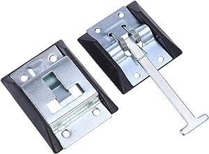 WINOMO T- Style Entry Door Catch, Rv Door Holder, Stainless Steel Entry Door Catch Latch for for RV Trailer
