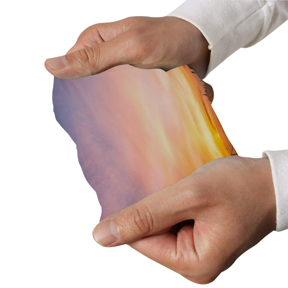 Arm Sleeves San Francisco Bridge Mens Sun UV Protection Sleeves Arm Warmers Cool Long Set Covers White