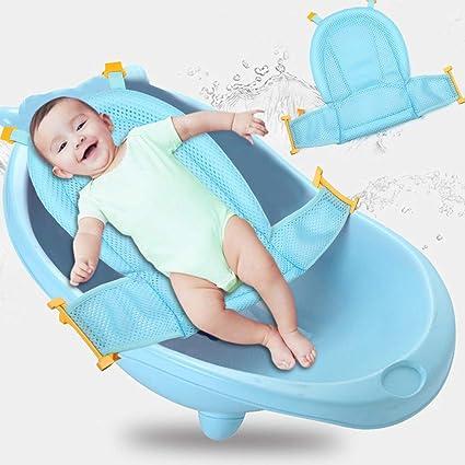 Morbido Cuscino Da Bagnetto E Lettino Per Neonati Sedile Da Bagno Supporto Per Vasca Da Bagno Rete Di Supporto Galleggiante Baby Bather Bagnetto Prima Infanzia Autopartesfrancar Com Ar