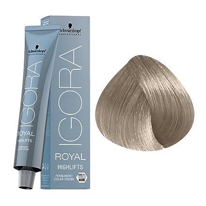 Schwarzkopf Igora Royal Highlifts Coloración Permanente en Crema para el Cabello 12-19 - 60 ml