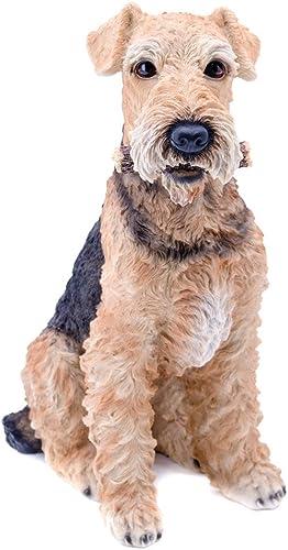 Hi-Line Gift Ltd Airedale Dog Statue