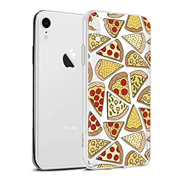 coque iphone 6 pizza silicone 3d