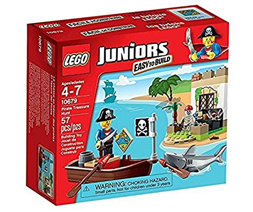 with LEGO Pirates design
