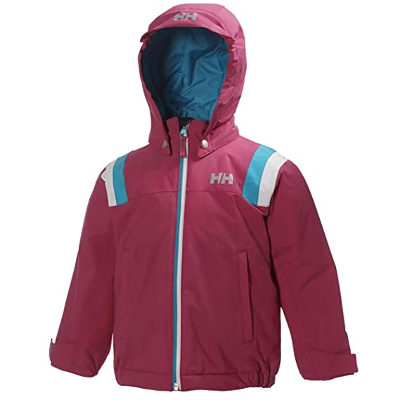 Helly Hansen K Shelter Invierno Chaqueta Impermeable Unisex ni/ños