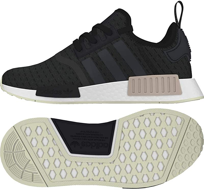 adidas NMD R1 Sneakers Laufschuhe Damen Schwarz