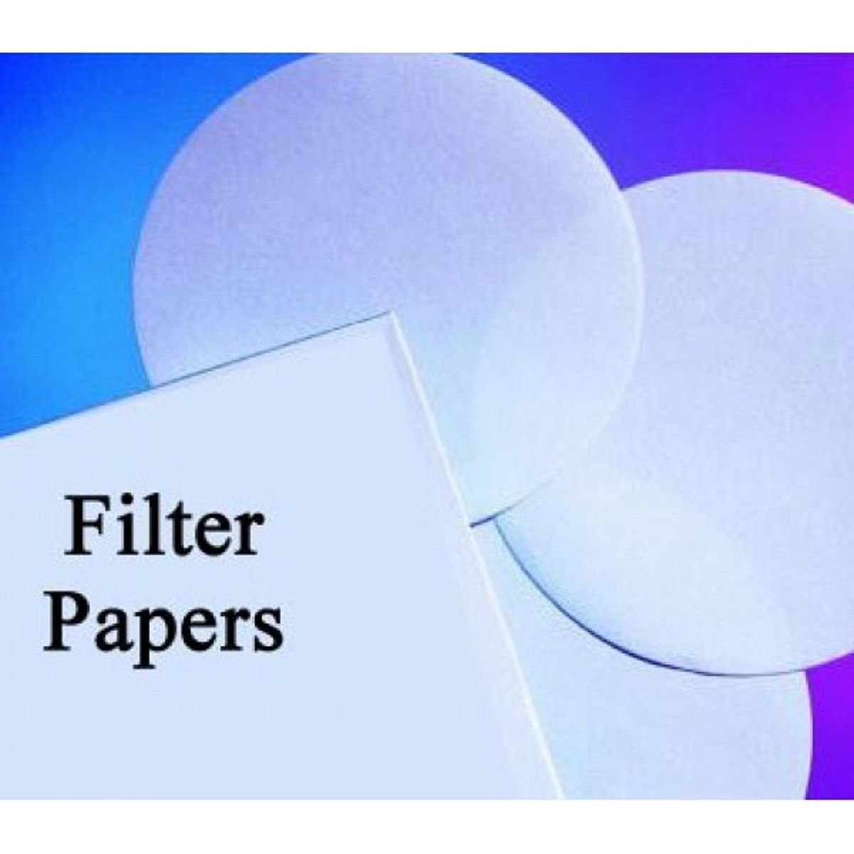 FILTER PAPER 9cm – Filtration Filters Papers Home Brew Strainer Strainers Sheet