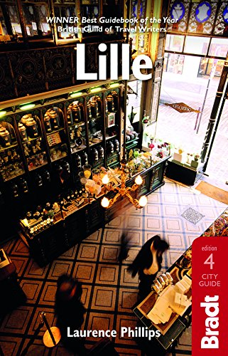Lille (Bradt City Guides)