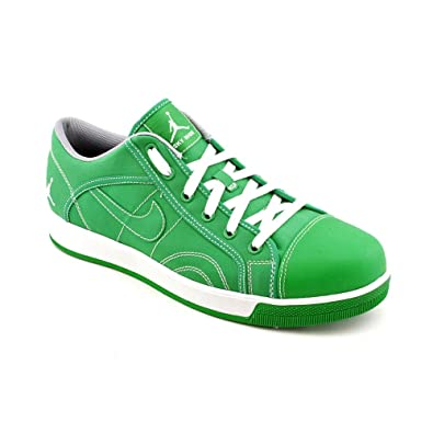 detailed look 685eb a0bf0 Jordan Sky High Retro Txt Low Mens Green Athletic Sneakers Shoes Size UK  11  Amazon.co.uk  Shoes   Bags