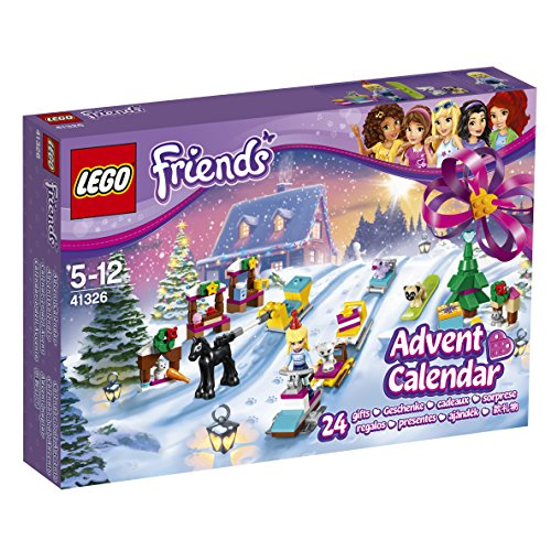 Lego Friends - Advent Calendar 2017 ()