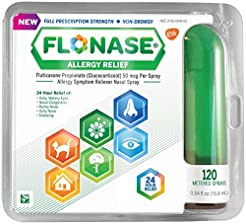 Flonase Allergy Relief Nasal Spray, Alle...