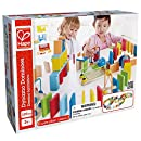 Award Winning Hape Dynamo Kid's Wooden Domino Set